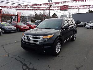 2013 Ford Explorer XLT 4x4 NAV Leather 7-Pass ($92 weekly, 0...