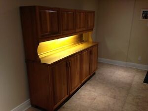 Custom Made Sheet Music Cabinet - One of a kind