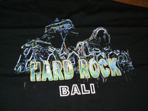 Hard Rock Hotel Bali T-Shirt New Size L