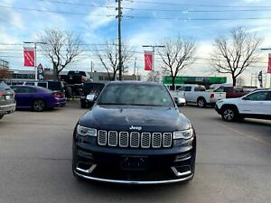 2017 Jeep Grand Cherokee Summit CERTIFIED & E-TESTED! *MONTH-END