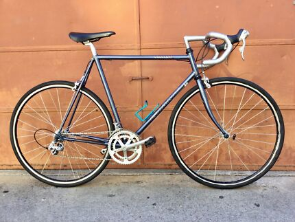 ROADBIKE GIANT PERIGRE CR-MO BUILD MINT COND RX100 GROUP SET 58CM