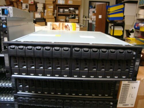 "NetApp  DS14 MK2 14 Disk Drive Bay Disk Array , 2x AT-FCX 2/PSU,14x3.5"" CADDY"