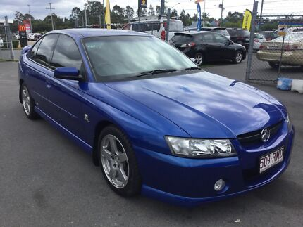 Holden Commodore VZ SV6 6 Speed Manual Sedan Capalaba Brisbane South East Preview