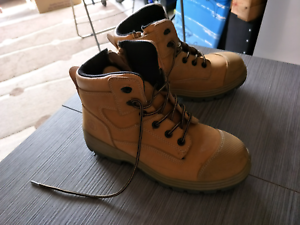 Men's Work Boots Size 8 UK