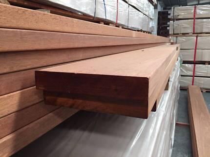 Merbau DAR 190x42 Stairs $36.50/lm