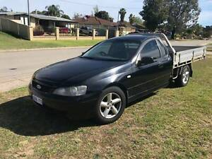 Ford Falcon One Tonne Ute (BA 2004) **PRICE REDUCED