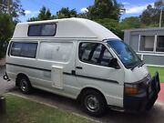 Toyota Hiace Campervan Currumbin Gold Coast South Preview