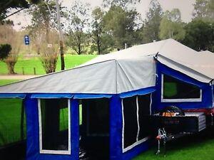 Fantastic Taj Mahal of campers waiting for a new family Jimboomba Logan Area Preview