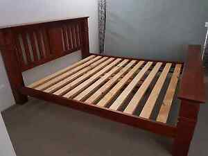 King Bed with side drawers and tallboy Ellenbrook Swan Area Preview