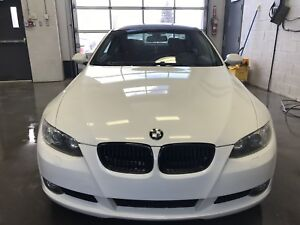 BMW 328xi coupe 2009 Manual - 115km -red interior
