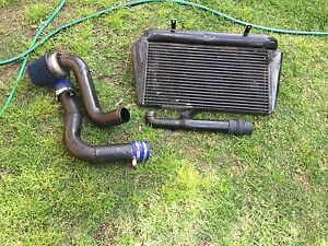 Vl turbo inter cooler kit Waratah West Newcastle Area Preview