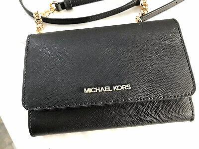 Michael Kors Jet Set Multifunction Phone Crossbody Bag $248
