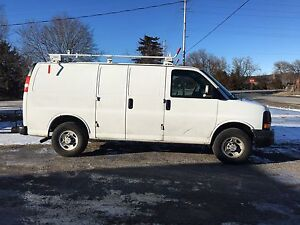 2009 Chevy Express 2500