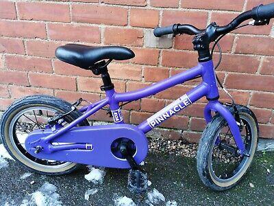 Evans Cycles Pinnacle Koa Childs 14 Inch Bike