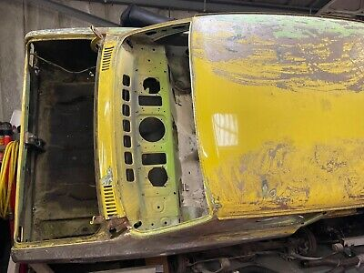 1973 Mk1 Ford Escort 2 Door Shell And Parts