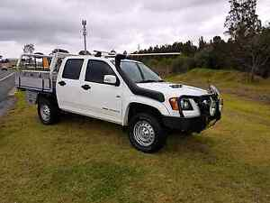 4x4 2010 turbo diesel twin cab Colorado Campbelltown Campbelltown Area Preview