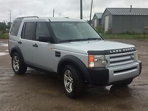 Land Rover 3 ,2006  V6 4.0 , 7 seats