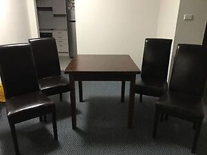 4 Seater Dining Table Hornsby Hornsby Area Preview