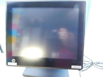 Hp Rp7 7800 Retail Pos System 15 Touchscreen I5 320 2.5ghz Point Of Purchase