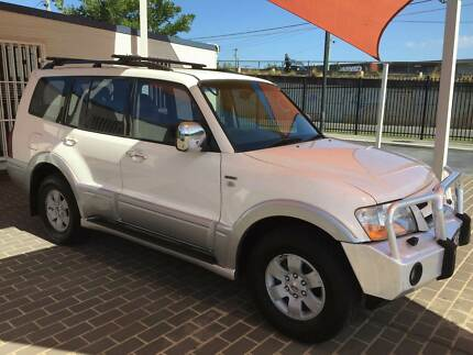 2004 Mitsubishi Pajero SUV Sunnybank Brisbane South West Preview
