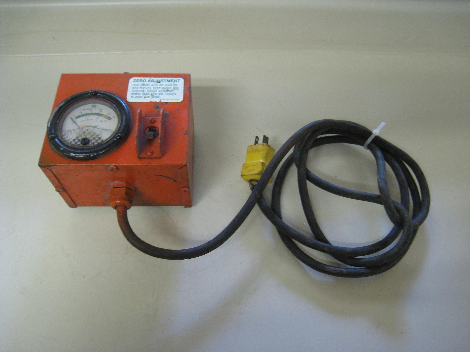 GREENLEE 37179 Force Gauge Ammeter for Super Tugger Cable Puller ...