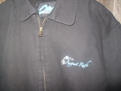AUGUST RUSH 2007 ROBIN WILLIAMS Film Crew Jacket KERI RUSSELL NWT