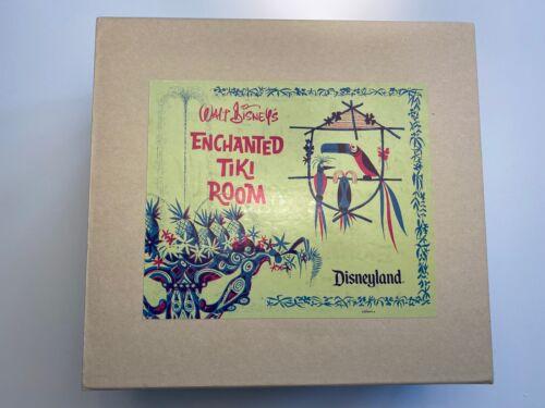 Disneyland 50th Enchanted Tiki Room Tiki Gods Figurine Set – LE 1,000
