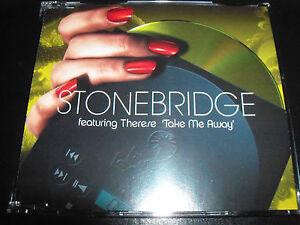 Stonebridge-Featuring-Therese-Take-Me-Away-Australian-Remixes-CD-Single