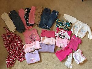 Girl clothes lot- 12-18 months