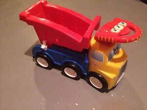 Toy Seating Truck