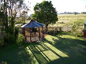 Garden flat in quiet street rural outlook short term only Grafton Clarence Valley Preview