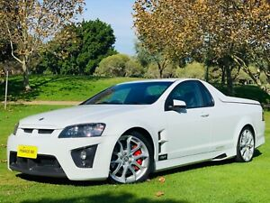 🔥2009 HOLDEN SPECIAL VEHICLES MALOO R8 MAN MY09🔥  Balcatta Stirling Area Preview