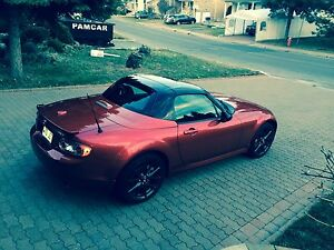 Mazda mx-5 2015 25th anniversary edition
