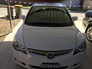 Honda Civic sports swap/sell Gungahlin Gungahlin Area Preview