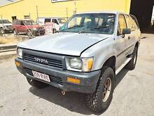 Wrecking 1990 Toyota Hilux 4Runner MT, Parts from $10 Port Adelaide Port Adelaide Area Preview