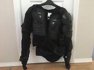 XL fox titan jacket