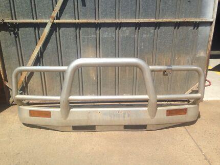 1996 Nissan Patrol Bullbar Toowoomba 4350 Toowoomba City Preview