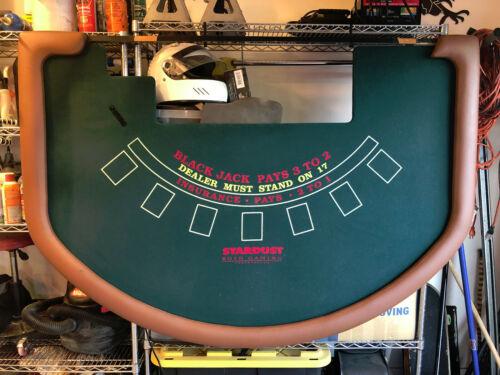 Stardust Casino Blackjack Table Las Vegas Gambling New