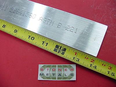 316 X 2 Aluminum 6061 T6511 Flat Bar 14 Long .187x 2 Mill Stock