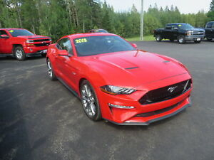 2018 Ford Mustang 2018 Ford Mustang - GT Premium Fastback