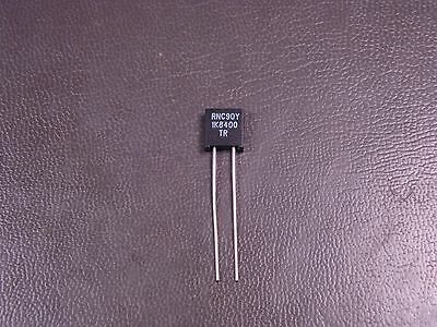 Rnc90y1k8400tr Vishay Metal Foil Resistor 1.84k Ohm 600mw 35w 0.01 Radial Nos