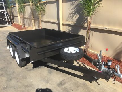 8x5 H/D tandem trailer, 1990kg gvm, swan hill NEW Swan Hill Swan Hill Area Preview