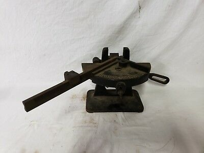 Rouse Letterpress Typesetter Paper Press Hand Miterer Lead Cutter