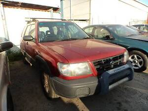 WRECKING / DISMANTLING 1997 SUBARU FORESTER MANUAL North St Marys Penrith Area Preview