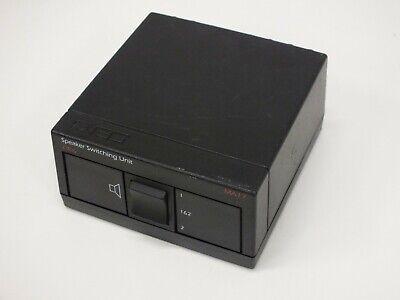QED MA17 - Two Way 2-way Speaker Switch Switching Box