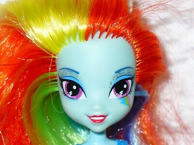 Hasbro EQUESTRIA GIRLS RAINBOW DASH DOLL My Little Pony