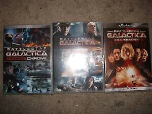 battlestar galactica dvds Scoresby Knox Area Preview