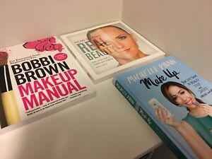 Brand new beauty books (3 available)