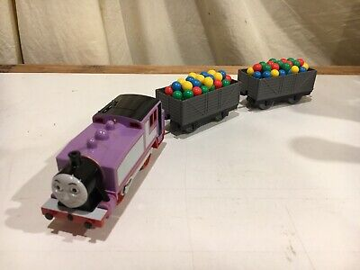 TOMY 2006 Motorized Rosie with Balloons Cars for Thomas and Friends Trackmaster - Thomas And Friends Balloons