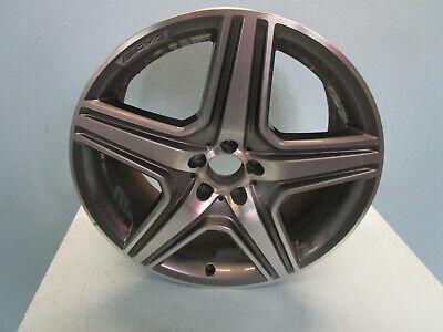 """Mercedes Benz MB ML A166 AMG 20 Zoll Alufelge 9Jx20"""" 9x 20 ET41 A1664012202 (H6)"""